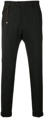 Berwich tailored cropped trousers