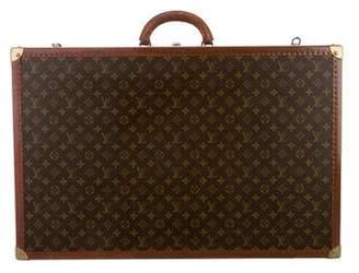 Louis Vuitton Monogram Alzer 75 Trunk