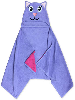 Jay Franco Last Act! Jay Franco Kids' Kitty Cotton Terry Hooded Towel Bedding