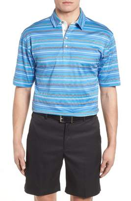 Bobby Jones Isle Stripe Jacquard Polo