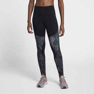 Nike Dri-FIT Power Women's Mid-Rise Training Tights