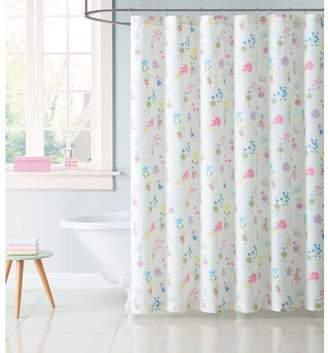Laura Hart Kids Garden Fairies Shower Curtain