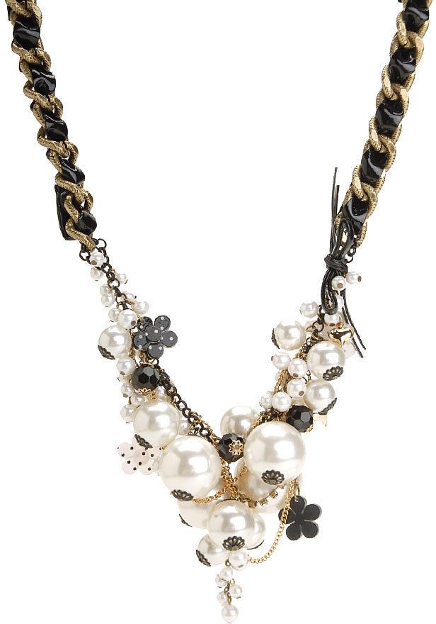 Dream Closet Multi Pearl Necklace