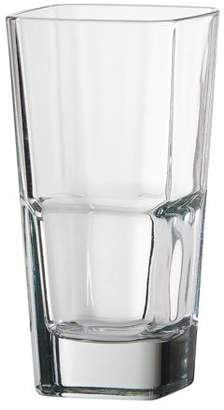Palladio Amici Home Bartender'S Choice Quadro Hiball Drinking Glass, Set Of 4, 12 Oz