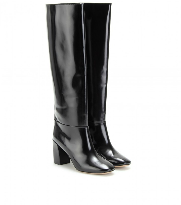Chloé STACEY BOXCALF BOOTS