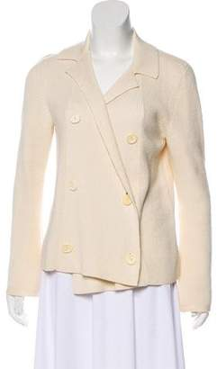 Saks Fifth Avenue Cashmere-Blend Double-Breasted Cardigan