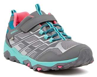 Merrell Moab Low Waterproof Sneaker (Big Kid)