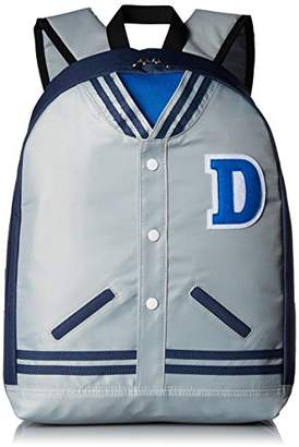 Disney (ディズニー) - [ディズニーバッグ] DISNEY BAG Disney DONALD ドナルド スタジャンデイパック D3672 グレー (グレー)