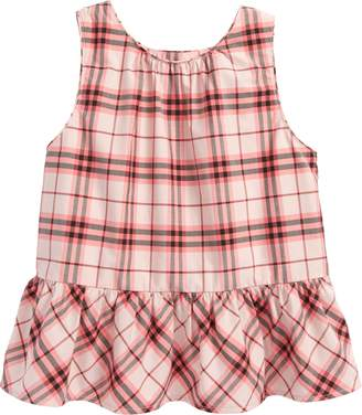 Burberry Carma Check Top