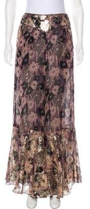 Anna Sui High-Rise Wide-Leg Pants