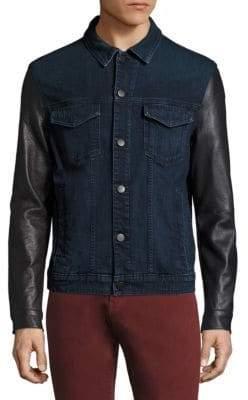 J Brand Scorpius Denim Jacket
