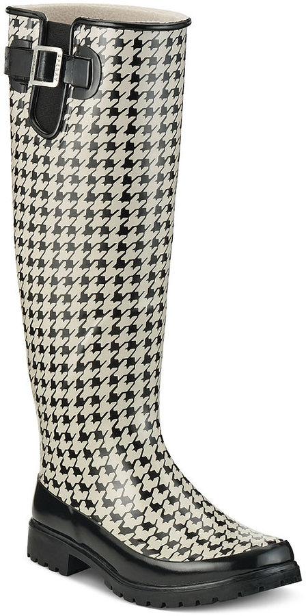 Sperry Women's Shoes, Pelican Tall Rain Boots