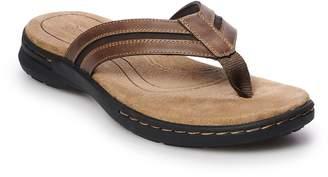 0f76151bc4bb Croft   Barrow Jensen Men s Ortholite Sandals