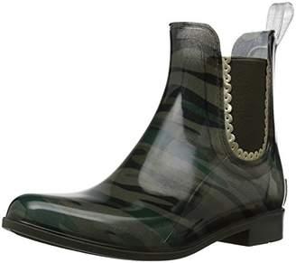Jack Rogers Women's Sallie Print Rainboot Rain Boot