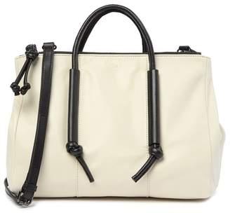 Kooba Cameroon Leather Satchel Bag
