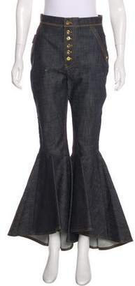 Ellery Hysteria High-Rise Jeans w/ Tags