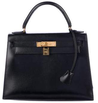 Hermes Box Kelly Sellier 28