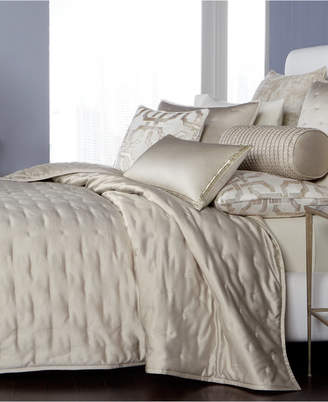 Hotel Collection Fresco Quilted Full/Queen Coverlet, Created for Macy's Bedding