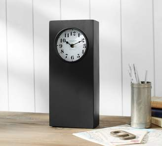 Pottery Barn Chalkboard Desktop Clock