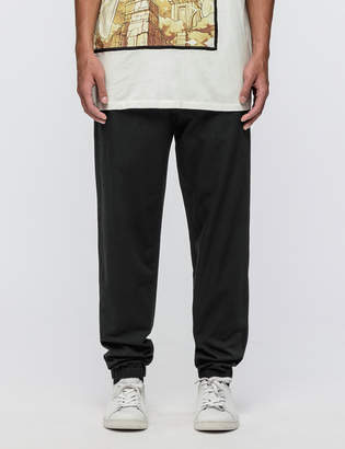 3.1 Phillip Lim Washed Classic Track Pants with Side Zip Detail