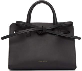 Mansur Gavriel Black Mini Mini Sun Bag