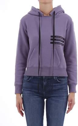 Taverniti So Ben Unravel Project Sweatshirt Lilac