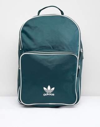 adidas Adicolor Backpack In Green Cw0629