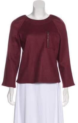 Longchamp Wool Knit Sweater