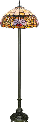 Tiffany & Co. Forest Ivory Victorian Style Floor Lamp