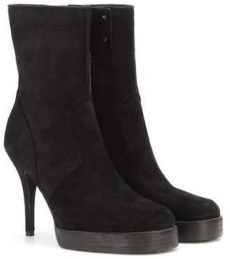 Womens SAMT Stiletto Bootie Boots Bianco gnQJSwddag
