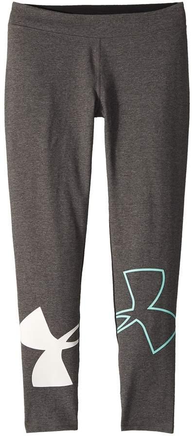 Under Armour Kids Favorite Knit Leggings Girl's Casual Pants