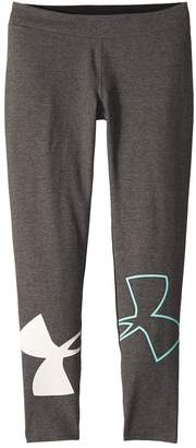 Under Armour Kids Favorite Knit Leggings Girl's Casual Pants