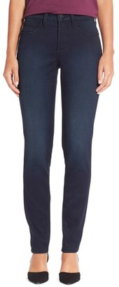 Women's Nydj Alina Colored Stretch Skinny Jeans $114 thestylecure.com