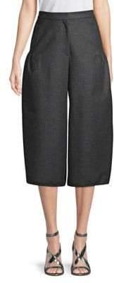 Valentino Wool Crop Pants