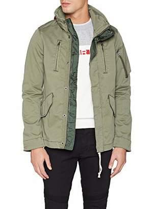 G Star Men's Core Super Slim Shirt Jacket,Medium