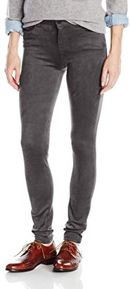 Kensie Jeans Women's Suede Skinny Pant $72.99 thestylecure.com