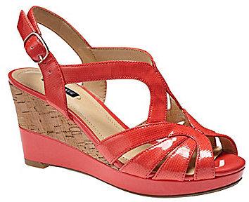 Alex Marie Lidia Wedge Sandals