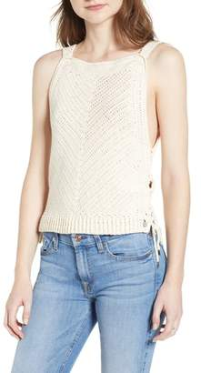 Scotch & Soda Crochet Tank