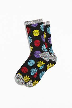 Urban Outfitters Rick And Morty Digi Sock