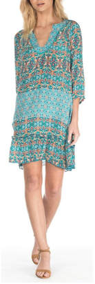 Tolani Dolly Turquoise Dress