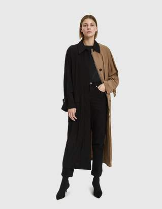 3.1 Phillip Lim Oversized Trench Coat