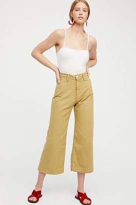 Stoned Immaculate Sail Away Canvas Pants