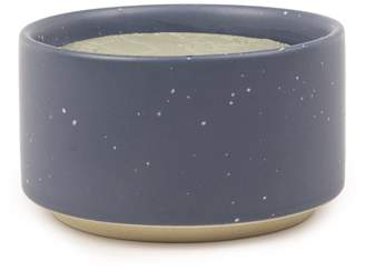 Paddywax Mesa Collection Scented Soy Wax Candle in Matte Speckled Ceramic