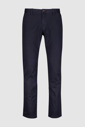 Next Mens GANT Slim Twill Navy Chino