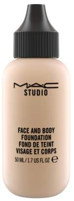 M·A·C MAC Studio Face And Body Foundation 50ml