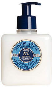 L'Occitane Shea Butter Extra Gentle Hand & Body Lotion 10.1 oz