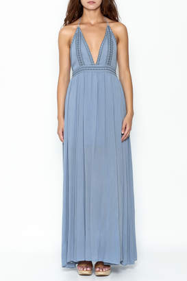 Hommage Skylar Maxi Dress