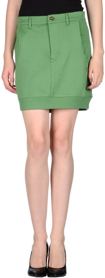 Y-3 Mini skirts