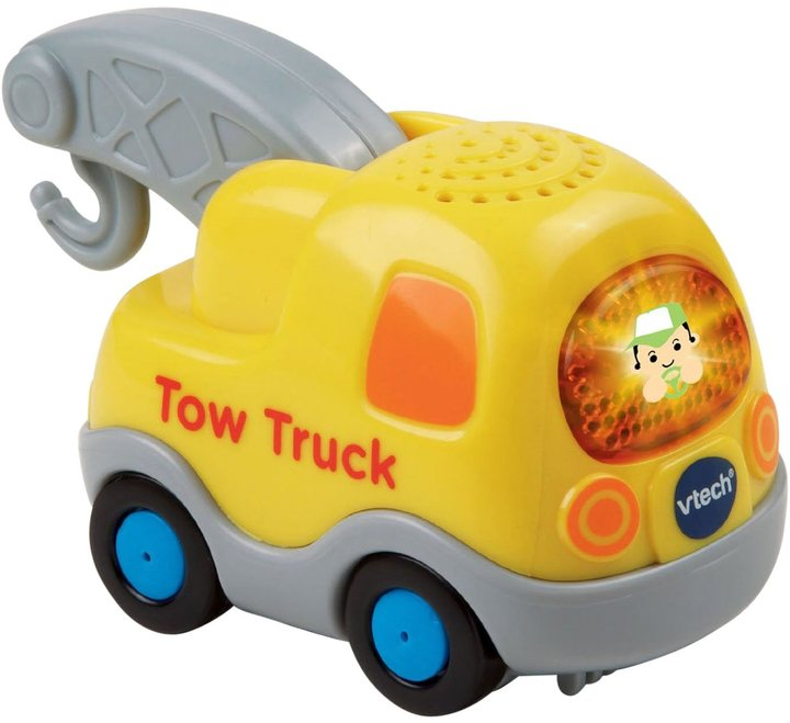 Vtech Go! Go! Smart Wheels Tow Truck