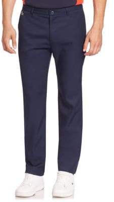 Lacoste Sport Golf Technical Gabardine Pants